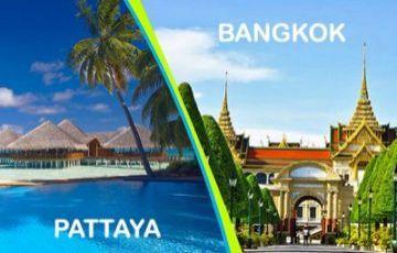 THAILAND 5  NIGHTS 3 STAR BELLA TOURS