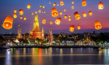 THAILAND   6N 3 STAR BELLA TOURS