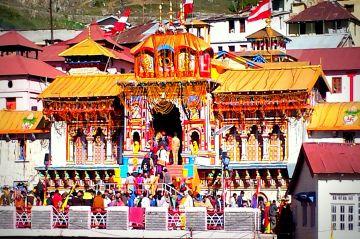 Deluxe Personal Badrinath Kedarnath Yatra Ex Haridwar 06 Days