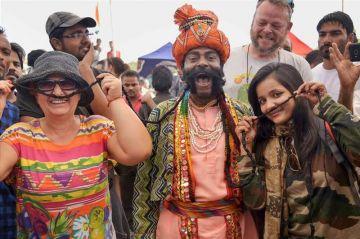 Pushkar Mela,  A Rustic Jamboree Tour