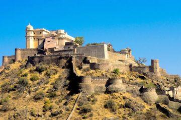 The Venice of India Udaipur - Kumbhalgarh Trip Tour