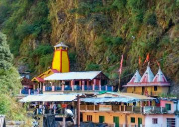 Standard Group Yamunotri Yatra Package Ex Haridwar 03 Days