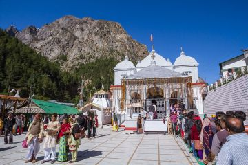 Deluxe Group Gangotri Yatra Package Ex New Delhi 05 Days