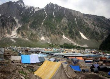 TPJ - 138 Amarnath Yatra by Helicopter From Baltal