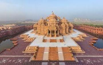 Agra Trip from Delhi