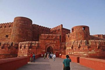 AGRA BHARATPUR TOUR PACKAGE-2 Nights/3 Days