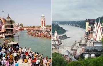 Delhi to Haridwar Rishikesh Tour - 02 Nights / 03 Days