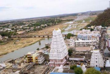 TPJ - 147 Holy Tirupati with Pondicherry