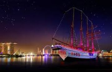 singapore to malysia and thailand cruisisng 6 day package