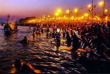 Kumbh Mela Tour Packages from Delhi/Kolkata/Ahmedabad/Chennai/Mumbai/Bangalore