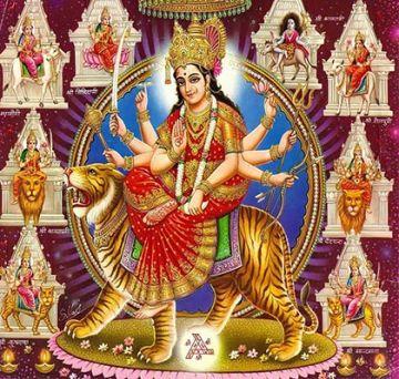 9 Devi Darshan Yatra Package