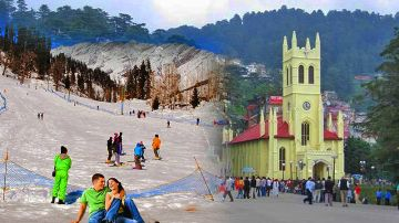 Deluxe Personal Shimla Manali Chandigarh Tour Package 06 nights 07 days