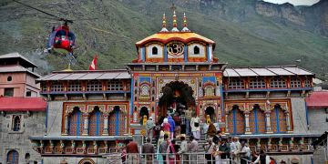 Helicopter package to Badrinath