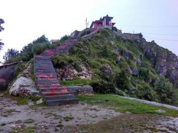 Unexplored Hills Of Shimla