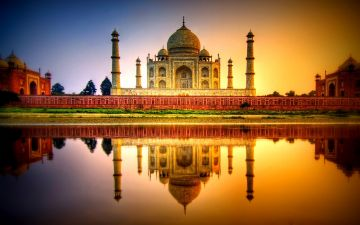Delhi Agra Jaipur - SV02