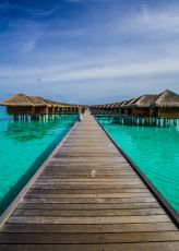Maldives with one stay in watervillas