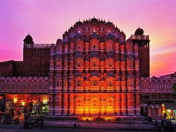 A Royal Retreat in Rajasthan with Agra 15 Nights