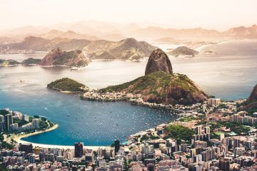 Tour to Brazil with Sao Paolo of South America
