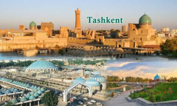 4N 5D Tashkent Group Package