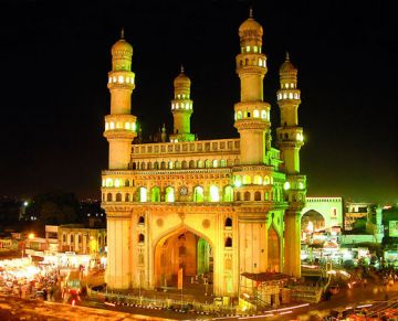 Hydrabad Package with Ramoji Film city Visit- SV016
