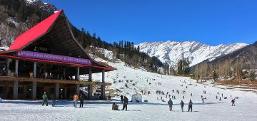 HIMACHAL  TOUR PACKAGE FOR 04 DAYS