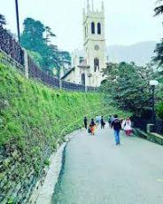 Shimla by cab