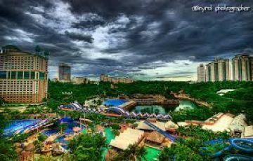 Grand Tour Of Asia-Singapore Kuala Lumpur Phuket