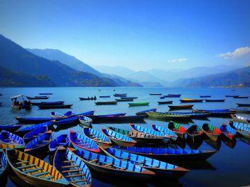 Group Tour - India & Nepal -Varanasi, Gorakhdham,Lumbani,Pokhara,Kathmandu -SV023