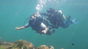 Scuba Diving in Ratnagiri