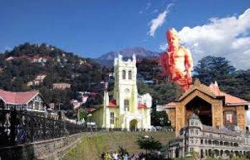 Chandighar to Shimla by cab
