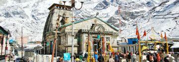 Kedarnath Yatra Package Ex -Haridwar