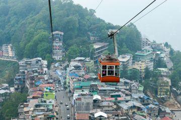 Beautiful -  Darjeeling 2N   Kalimpong 1N   Gangtok 3N
