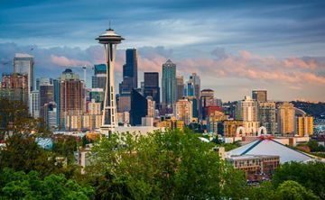 American Bonanza With Alaska Cruise Main Tour 20 Nights + Free 1 Night At Seattle - Summer 2019 From Delhi by Cox and Kings Holiday Club