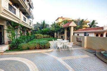 Resort De Crossroad - Calangute