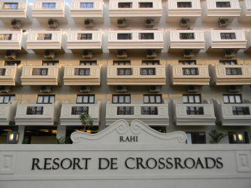 Resort De Crossroad Calangute