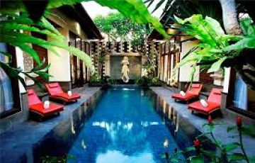 Honeymoon in Bali split stay