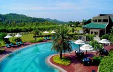 Iris Resorts Jim Corbett
