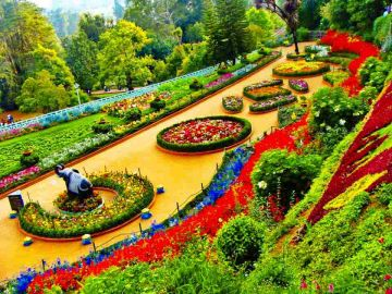 Mysore Coorg Ooty Tour Package 5Days