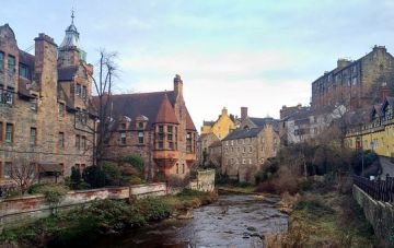 9 nights in London, Windermere, Edinburgh and Glasgow
