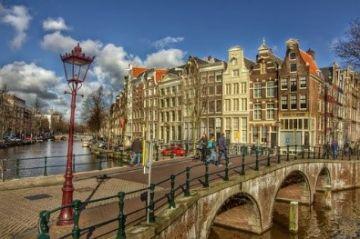 06 Nights for Disneyland Paris and Amsterdam