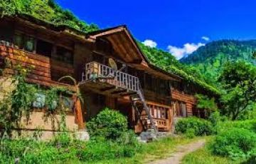 Tirthan valley Adventure Tour Package