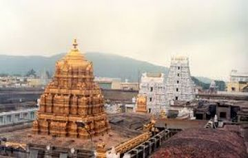 Economy - Tirupati Getaway - Trip of 3 Nights 4 Days