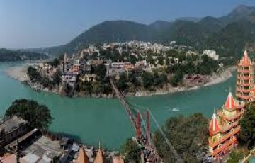 Experience Rishikesh! Summer trip for  2 Nights 3 Days