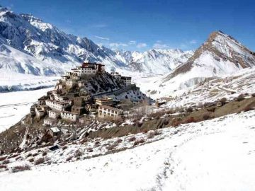 Lahahul Spiti Valley Tour by Classic Holidays