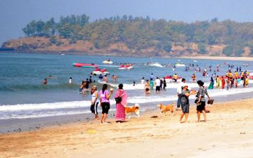 Aliboug Kashid Beach Tour Package 04 Nights 05 Days Tour Package