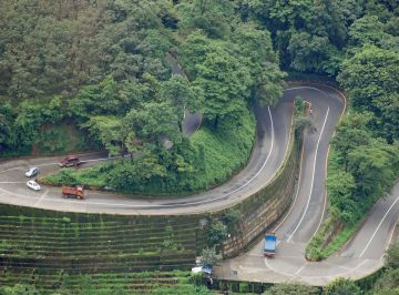 Coorg- Wayanad- Mysore Tour Package- SV024