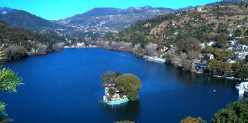 Hills and Lakes of Uttarakhand