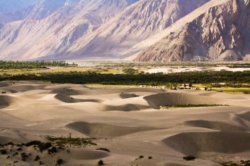 Leh Town And Nubra Valley Sightseeing Only