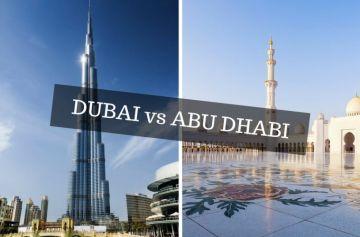 Magical Dubai and Abu Dhabi