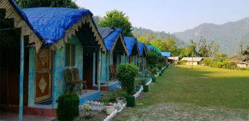 Rishikesh Rafting & Luxury Camping